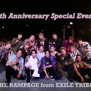 THE RAMPAGE 5周年