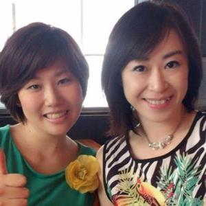 日本の女性企業家、道端康予さんとお会いしてきました!