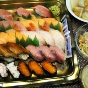 差し入れnoお寿司♪