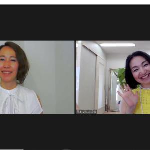 外見を磨きおしゃれして良い存在ではないと思っていた~岡田りんこ講師ライブインタビュー