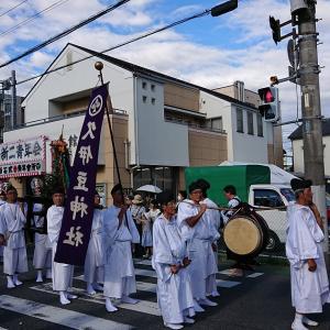 越ヶ谷秋祭り