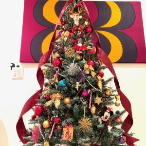 【4年ぶりのクリスマスツリー】