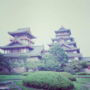 伏見桃山城のこと