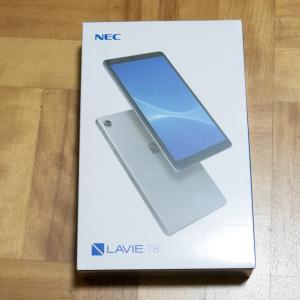 NEC LAVIE T0875導入記