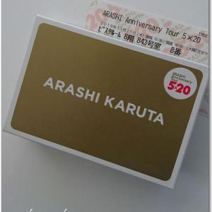 ビスタ席から見た嵐LIVE in京セラドーム。