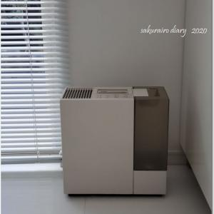 【家電ホワイト化】interiorに馴染む加湿器に。