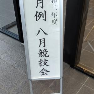 仙台ホームコース@月例 八月競技会の話・・・(^^)v