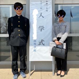 04/07 Coordinate & 入学式。