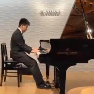 自閉症ショウエイさんのブルグミュラーコンクール参加を通じて早期療育・ピアノ療育の大切さを再確認
