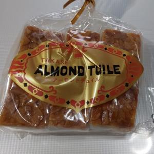池袋タカセのアーモンドチュイル