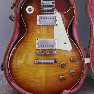 世界中のコレクターが欲しがるバーストレスポール(Vintage Gibson Lespaul)