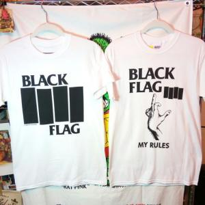 80sハードコア.。゚+.(・∀・)゚+.゚ #BLACKFLAG #GBH #SuicidalTendencies
