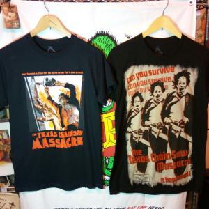 ホラーTシャツ&フィギュア!#ホラー映画 #LEATHERFACE #Tシャツ