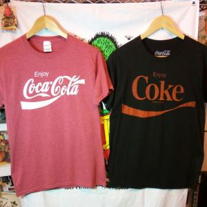 爽快炭酸ドリンクTシャツ!!(*´∇`*) #Tシャツ #POP #企業ロゴ