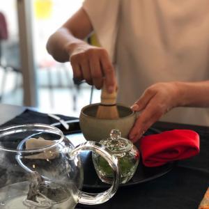 【開催報告】-第八回-生活の中で愉しむ茶の湯