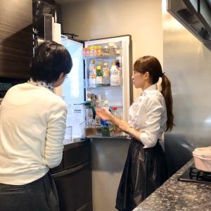 自炊をたのしめる冷蔵庫を〜。