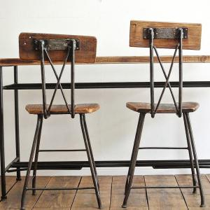 鐵屋+Cafeの家具。再構築/取扱店募集中。