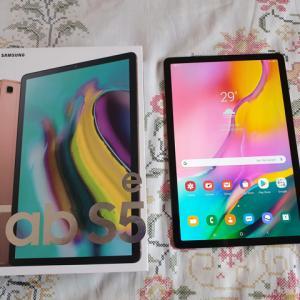 【タブレット】サムスン 『Galaxy Tab S5e』 レビューチェック