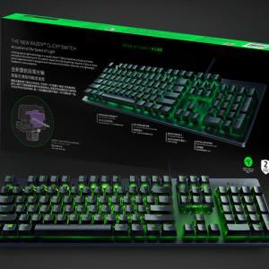 Razer、光学メカニカルキーボードの廉価モデル『Razer Huntsman Essential』