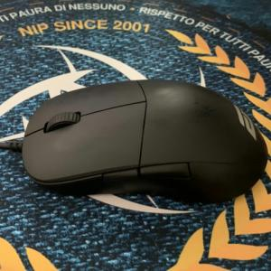 ENDGAME GEAR 『XM1』 レビューチェック ~質実剛健のシンプルな軽量ゲーミングマウス~