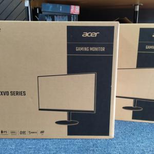 Acer 『XV240YPbmiiprx』 画像など ~低価格の23.8インチ/IPSパネル/165Hzゲーミングモニター~