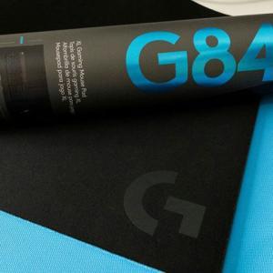 ロジクール 『G840』 画像など ~日本未発売の超大型ゲーミングマウスパッド
