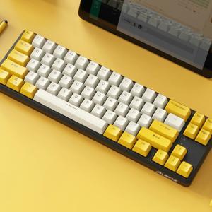 AJAZZ、6ラインナップもある70%レイアウトでBluetooth対応のメカニカルキーボード『K680T』