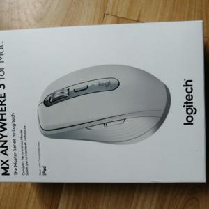 Logitech、第3世代となるハイエンドクラスのモバイルワイヤレスマウス『MX Anywhere 3』