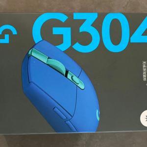 Logitech、ブルーとライラックが追加されたワイヤレスゲーミングマウス『G304』のCOLOR COLLECTIONモデル