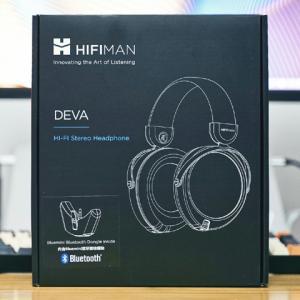 HIFIMAN 『DEVA』 レビューチェック ~30,000円台で登場したBluetoothモジュール付きの平面駆動型ヘッドホン