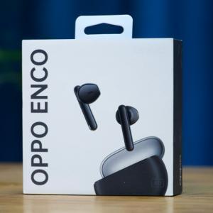 OPPO、若者向けのゼリービーンデザインを採用した完全ワイヤレスイヤホン『Enco Air』