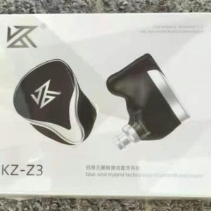 KZ、aptX Adaptive対応&1BA+1DDドライバーの完全ワイヤレスイヤホン『KZ Z3』