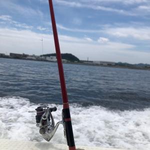 釣りをする!