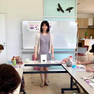 松戸市主催ゆいのはな公園講座ご報告。