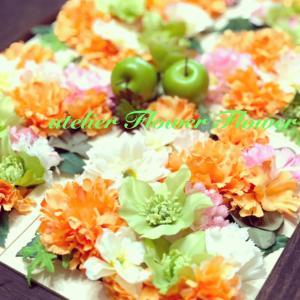 通信講座1でお花を飾って★おうち時間を楽しもう!