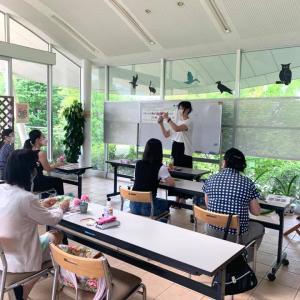 【8月27日開催】松戸市主催アレンジ講座ご報告