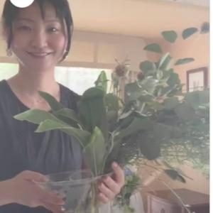 花束動画レシピをアップしました!
