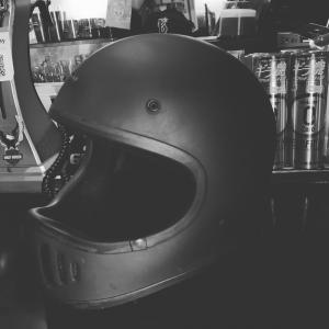 DAMMTRAXヘルメット