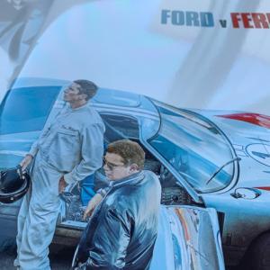 映画鑑賞「FORD v FERRARI」