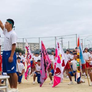 武豊中学校運動会