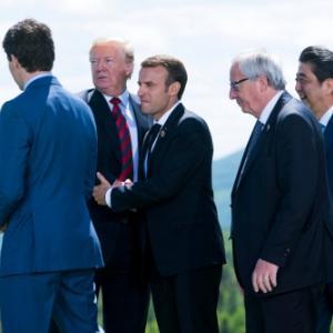 米欧亀裂は日米同盟を弱体化する