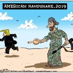 シリアから始まる、トランプ政権によるアメリカの覇権放棄