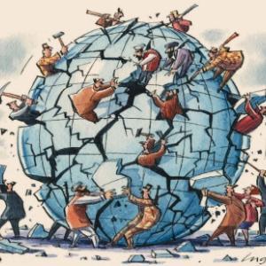 世界の無秩序化を加速する、トランプ政権のハゾニー的ナショナリズム