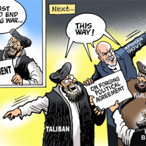 アメリカ大統領選挙と中東問題