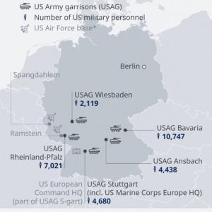 ドイツからの米軍撤退による最悪の事態
