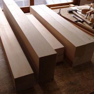 φ1100mm円テーブル 製作
