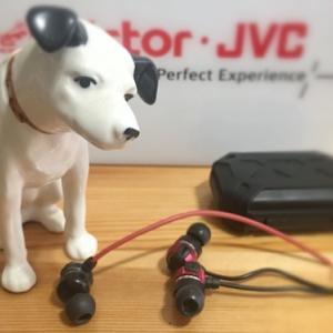 重低音が特徴のJVC HA-FX3X-Rリピ買い
