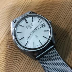 時計の整理と記録