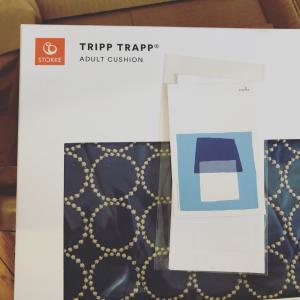 TrippTrappにminaのタンバリンと、物欲