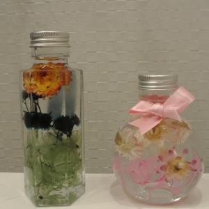 *お花のワークショップ*